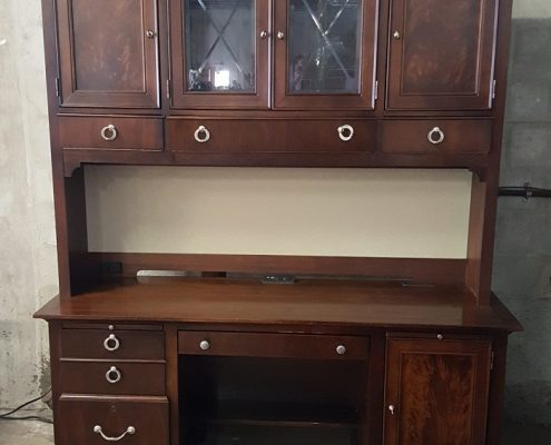 Incroyable Stanley Furniture Desk With Hutch $299