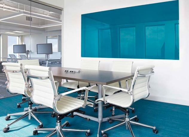 Common Sense Office Furniture offers even more office customization with room dividers and office accessories.