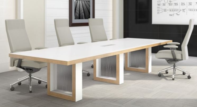 Common Sense Office Furniture carries a large number of conference tables from different manufacturers, from Global to Enwork.
