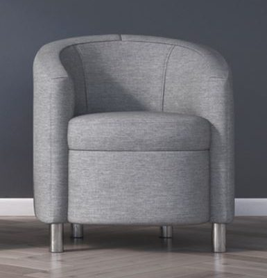 Common Sense Office Furniture carries a wide variety of lounge chairs from different manufacturers, like SitOnIt or JSI.