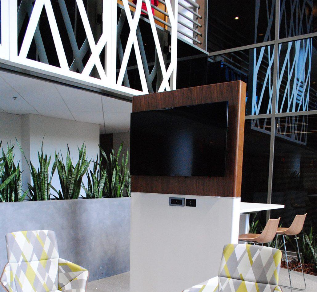 Used Patio Furniture Minneapolis: Highwoods Properties Installation