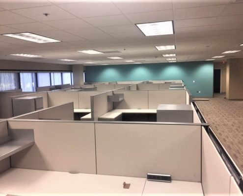 Common Sense Office Furniture carries a varied selection of new and used workstations, perfect for any office setting.