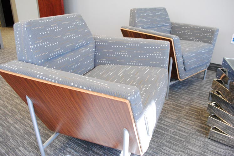 Recent Installation At Upshot Common Sense Office Furniture