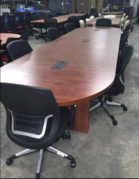 used conference tables common sense office furniture