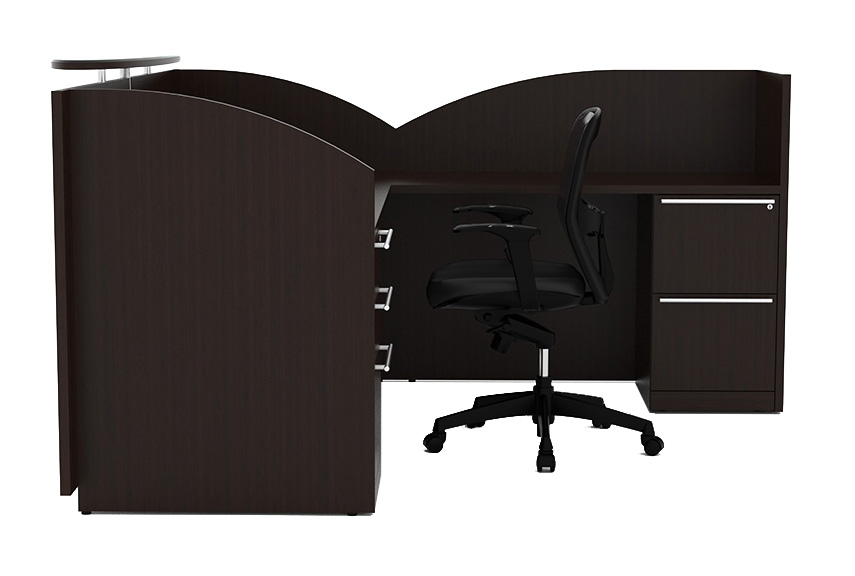 Cherryman Verde Reception Desk