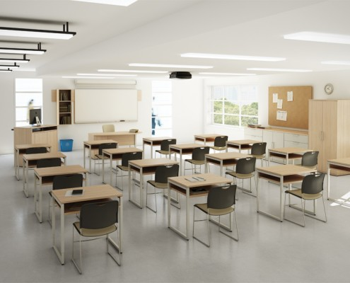Common Sense Office Furniture of Orlando offers classroom furniture for a wide variety of educational or schoolroom settings.
