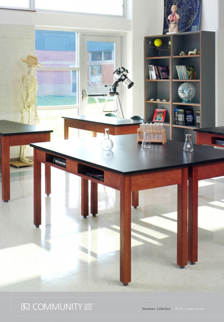 Science Lab Furniture Common Sense Office Furniture - Community table furniture