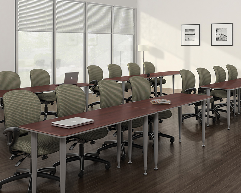GLOBAL BUNGEE. Global Bungee training table ... & Training Tables - Common Sense Office Furniture of Orlando