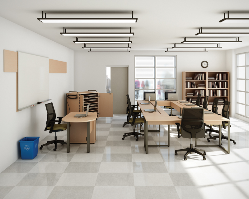 ... Common Sense Office Furniture Of Orlando Offers Classroom Furniture For  A Wide Variety Of Educational Or ...