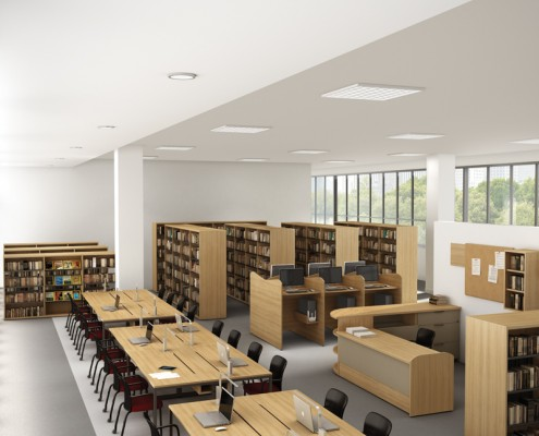 Common Sense of Orlando offers the best office furniture for a wide variety of settings, from library furniture to computer lab tables.