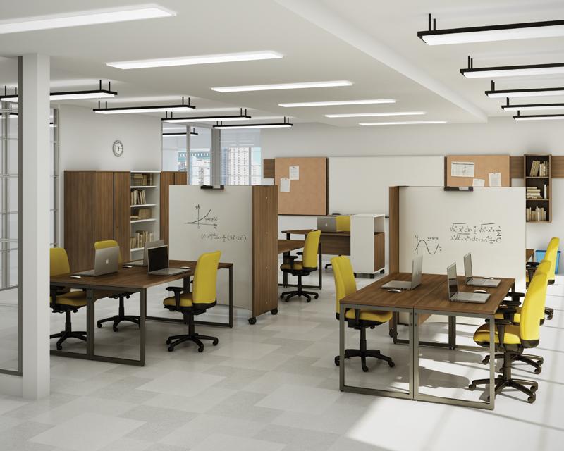 Computer Lab Library Furniture Common Sense OF Orlando - Computer lab furniture