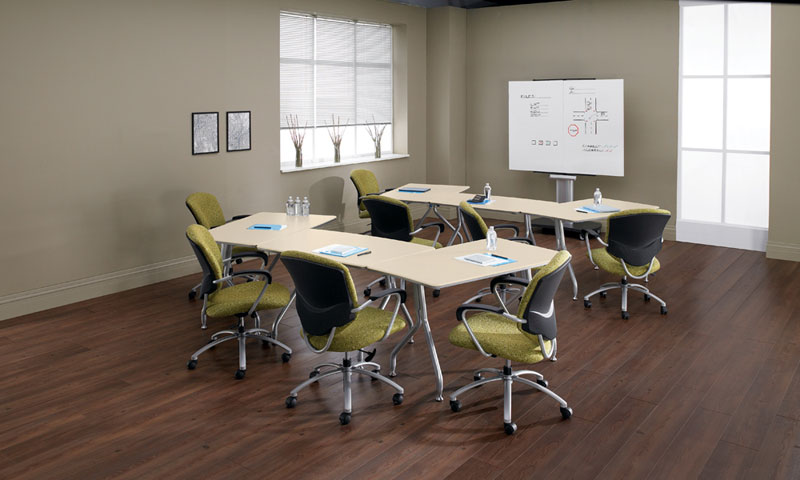 Training Tables Common Sense Office Furniture Of Orlando - Conference room table tops
