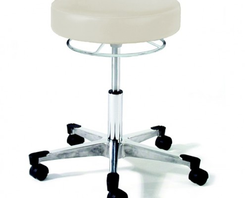A Variety Of Physician Exam Stools Are Offered: 360 Degree Hand Ring  Adjustment, 360 Degree Foot Ring Adjustment, D Handle Release, Single Lever  Release ...