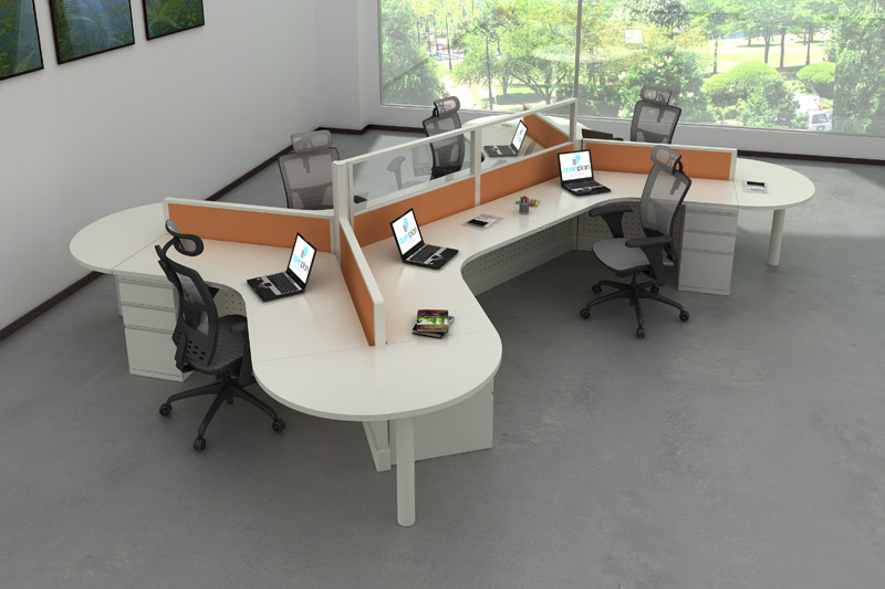 Open Office Workstations Designed To Support An Environment Choose One Of These Versatile Furniture For The Perfect E
