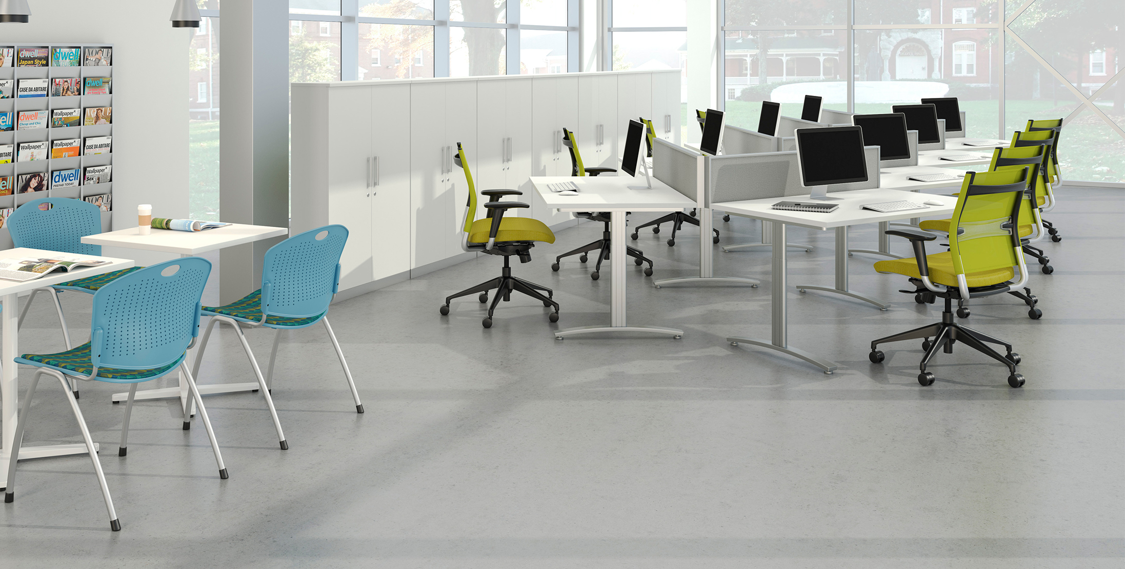 SitOnIt Wit task chair furniture seating