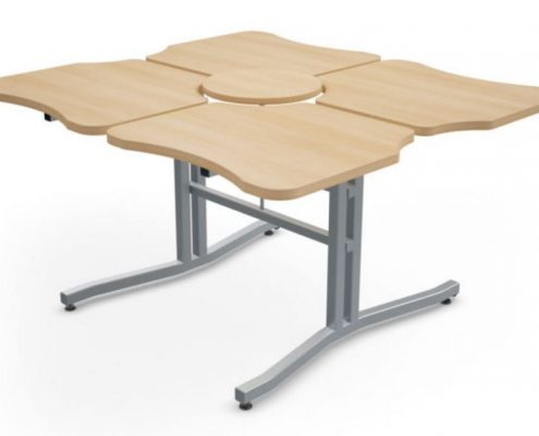 Common Sense Office Furniture provides a variety of dining room sets for your healthcare space, from dining chairs to expandable tables.