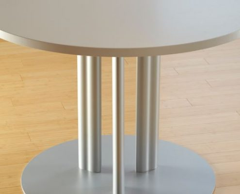 Common Sense Office Furniture offers a variety of breakroom tables, perfect for any setting.