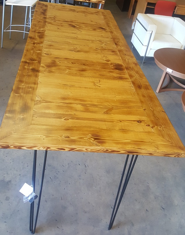 Custom Locally Built Industrial Tables