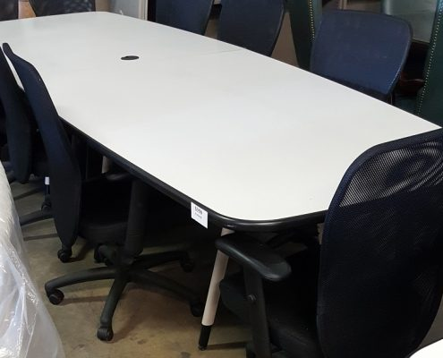 Common Sense Office Furniture carries the largest variety of conference tables in Orlando.