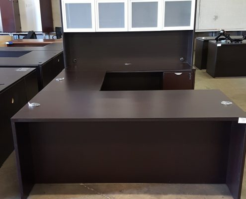 Common Sense Office Furniture carries the largest variety of new and used conference tables in Orlando.