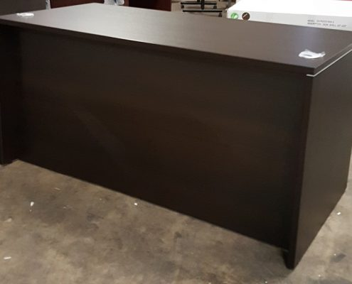 Common Sense Office Furniture prides itself on the incredible variety of used desks and casegoods that we have in stock.