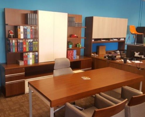 Common Sense Office Furniture prides itself on the incredible variety of workflow stations and office accessories we have in stock.