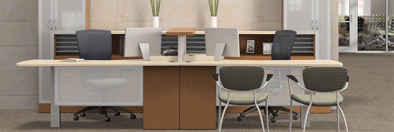 Common Sense Office Furniture carries new office furniture from aa wide variety of top-quality manufacturers.