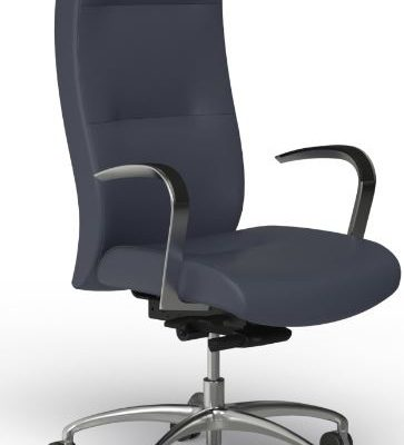 Common Sense Office Furniture carried a large number of executive chairs from different manufacturers, like 9to5 or JSI.