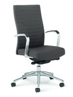 Common Sense Office Furniture carried a large number of executive chairs from different manufacturers, like Encore or Global.