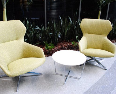 Common Sense of Orlando provides furniture installations of the highest quality, Whether indoor or outdoor.