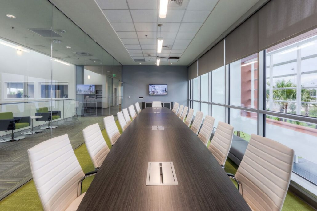 Common Sense of Orlando provides installations of the highest quality, from the class room to the conference room.