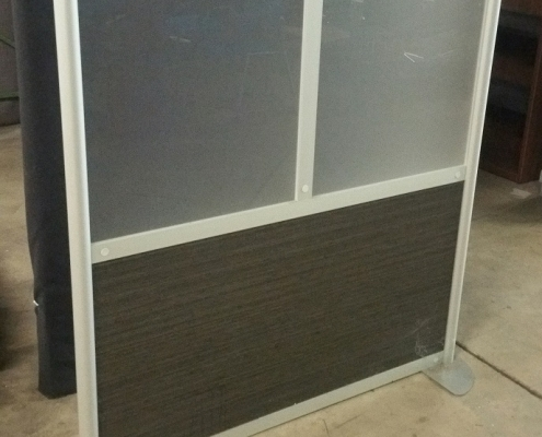 Common Sense of Orlando carries several office accessories, from Loftwall dividers to various monitor arms.